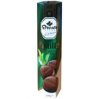 Droste Pastilles Mint Crisp 100g
