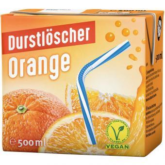 Durstlöscher Orange 500ml