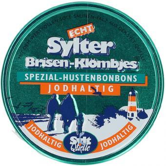 Echt Sylter Brisen-Klömbjes Spezial-Hustenbonbons jodhaltig 70g