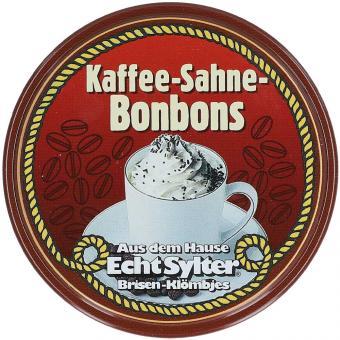 Echt Sylter Brisen-Klömbjes Kaffee-Sahne-Bonbons 70g