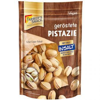 Farmer's Snack geröstete Pistazie 150g