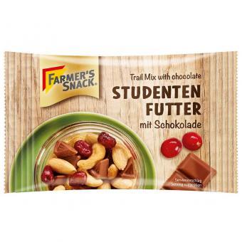 Farmer's Snack Studentenfutter mit Schokolade 40g