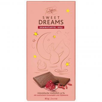 Feodora Sweet Dreams Granatapfel Goji 80g (MHD 15.10.2020)