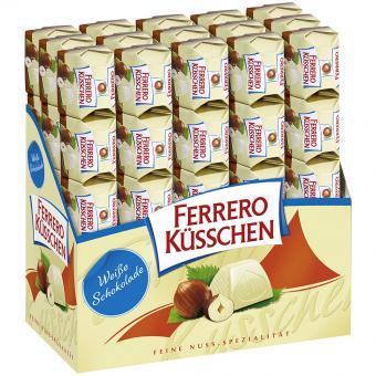Ferrero Küsschen Weiß 15×5er