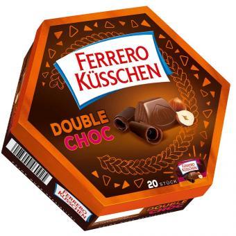 Ferrero Küsschen Double Choc 20er