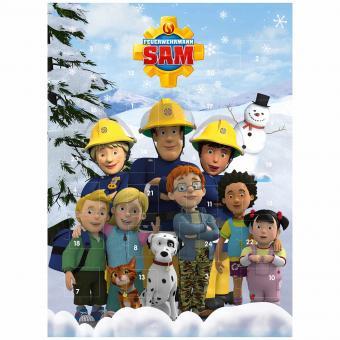 Feuerwehrmann Sam Adventskalender