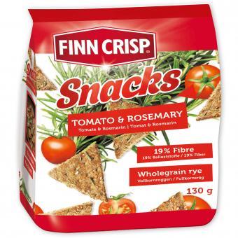 Finn Crisp Snacks Tomate & Rosmarin 130g
