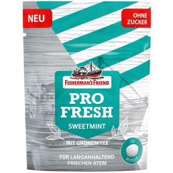Fisherman's Friend ProFresh Sweetmint zuckerfrei 17g