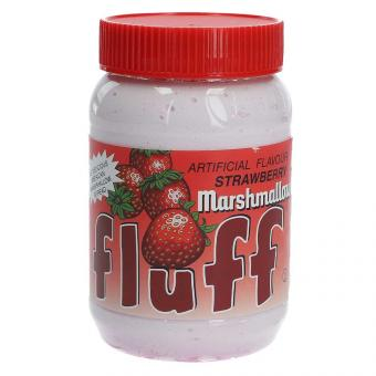 Fluff Marshmallow Strawberry 213g