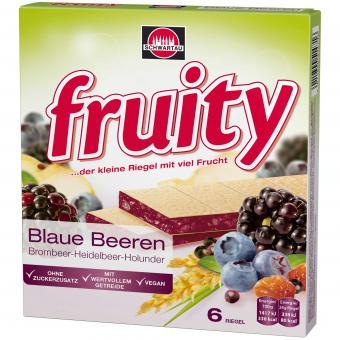 fruity Blaue Multifrucht 6er