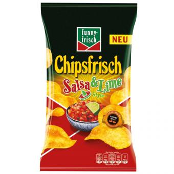 funny-frisch Salsa & Lime Style 175g