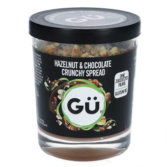 GÜ Hazelnut & Chocolate Crunchy Spread 200g