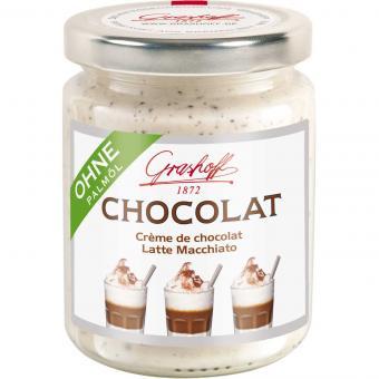 Grashoff Chocolat Crème de chocolat Latte Macchiato 250g