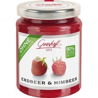 Grashoff Erdbeer & Himbeer 230g