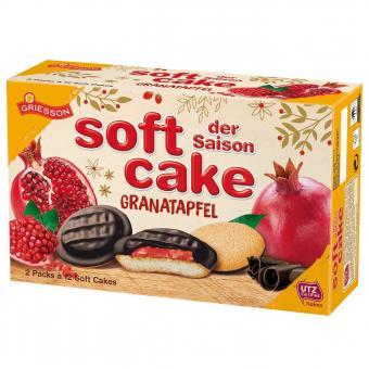 Griesson Soft Cake Granatapfel 2x12er