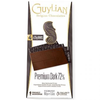 Guylian Premium Dark 72% 100g