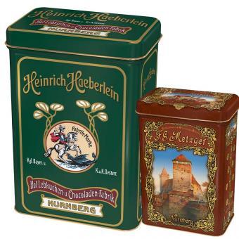 Haeberlein-Metzger Jugendstil-Dose 1,35kg