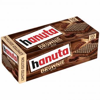 hanuta Brownie Style 10er