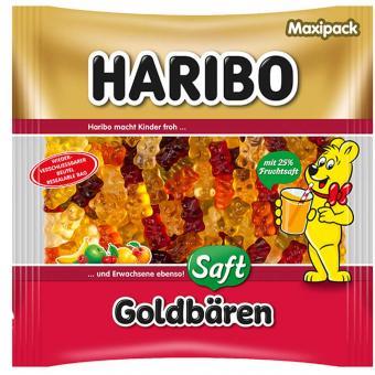 Haribo Saft Goldbären 450g
