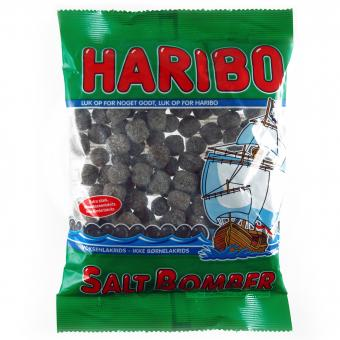 Haribo Saltbomber 325g
