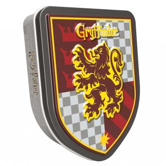 Harry Potter Hauswappen Dose Gryffindor 28g