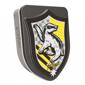 Harry Potter Hauswappen Dose Hufflepuff 28g