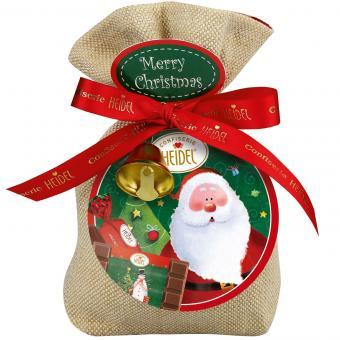 "Heidel ""Christmas Time"" Geschenk-Säckchen 159g"