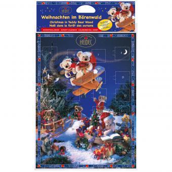 Heidel Adventskalender Weihnachten im Bärenwald