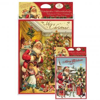 """Heidel """"Weihnachts-Nostalgie"""" Adventskalender"""