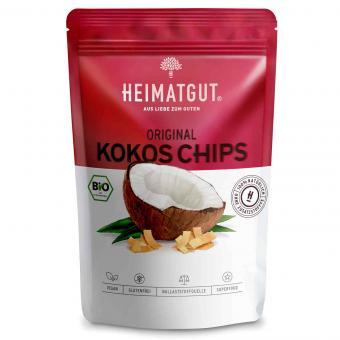 Heimatgut Kokos Chips Original 40g