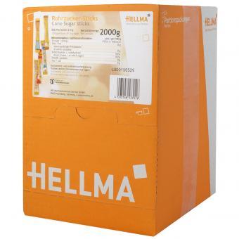 Hellma Rohrzucker-Sticks 500er | Online kaufen im World of ...