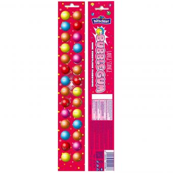 hitschler Lange Stange Bubble Gum 75g