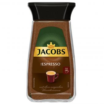 Jacobs Löskaffee Espresso 100g