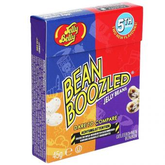 "Jelly Belly Bean Boozled ""Edition 5"" Refill Flip-Top-Box 45g"