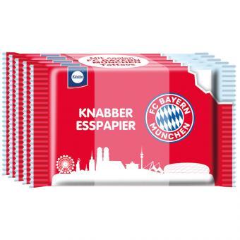 Küchle FC Bayern München Knabber-Esspapier 5x25g