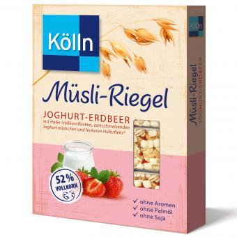 Kölln Müsli-Riegel Joghurt-Erdbeer 4×25g