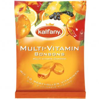 kalfany Multi-Vitamin Bonbons 250g