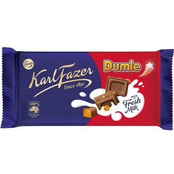 Karl Fazer Dumle Chocolate 145g