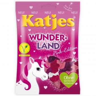 Katjes Wunderland Pink-Edition 200g