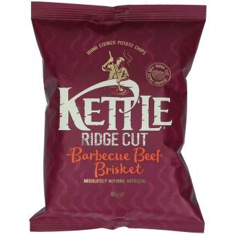 Kettle Ridge Cut Barbecue Beef Brisket 40g