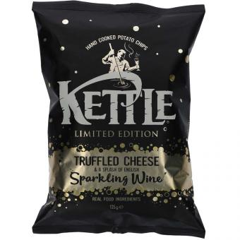 Kettle Chips Truffled Cheese Sparkling Wine 135g