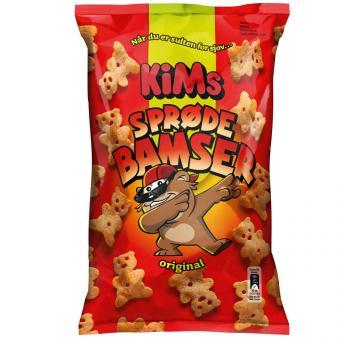 KiMs Sprøde Bamser 90g