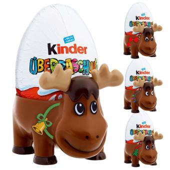 kinder Überraschung Rentier-Eierbecher