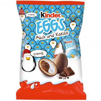 Kinder Eggs Milch und Kakao 80g