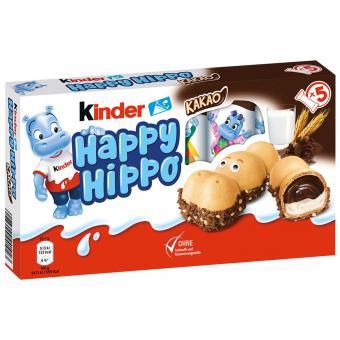 kinder Happy Hippo Kakao 5er