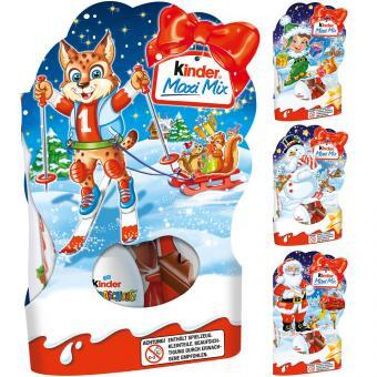 kinder Maxi Mix 153g