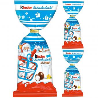 kinder Mini Eggs kinder Schokolade 100g