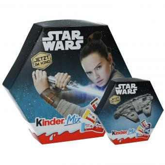 kinder Mix Teller Star Wars 152g
