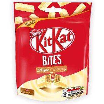 KitKat Bites White Chocolate 104g