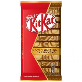 KitKat Caramel Cappuccino Tafel 112g